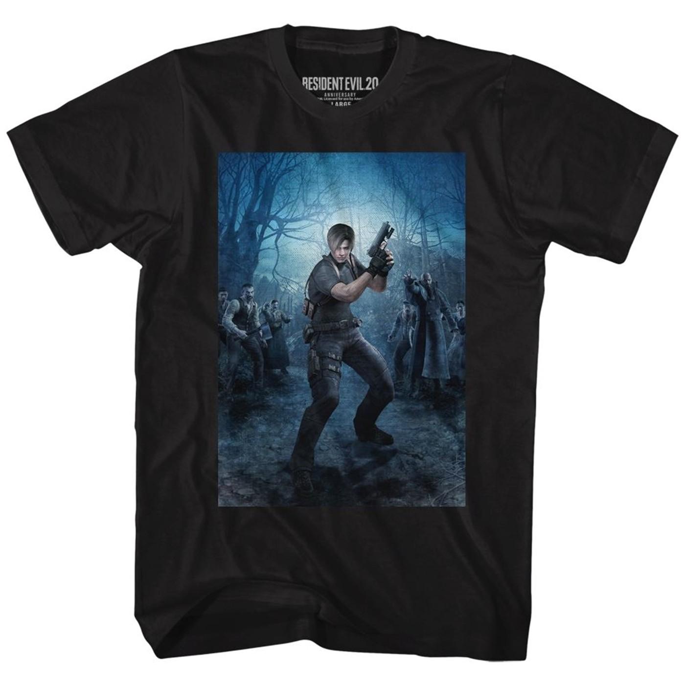 Resident Evil 2 Leon T-Shirt