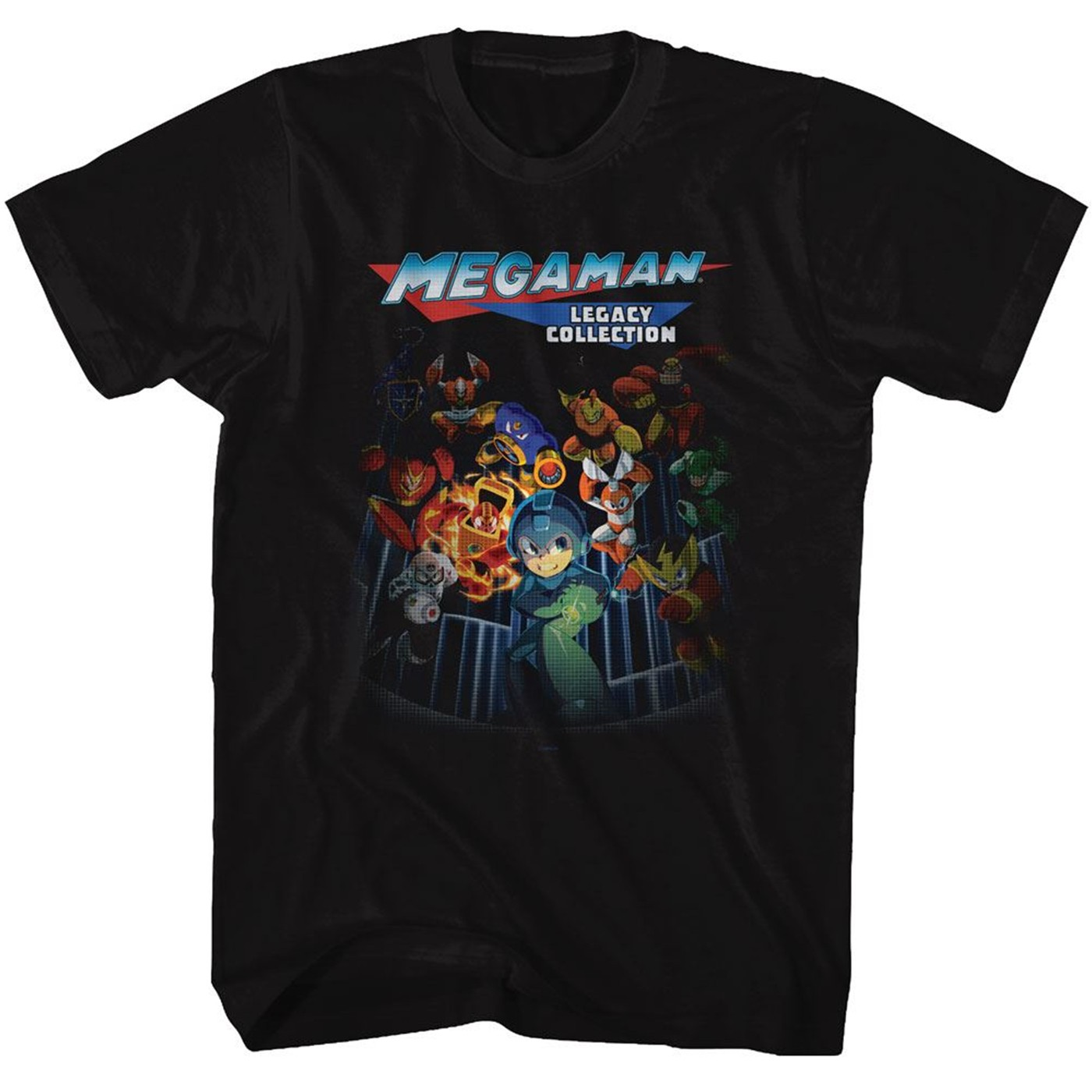 Mega Man Legacy Collection T-Shirt
