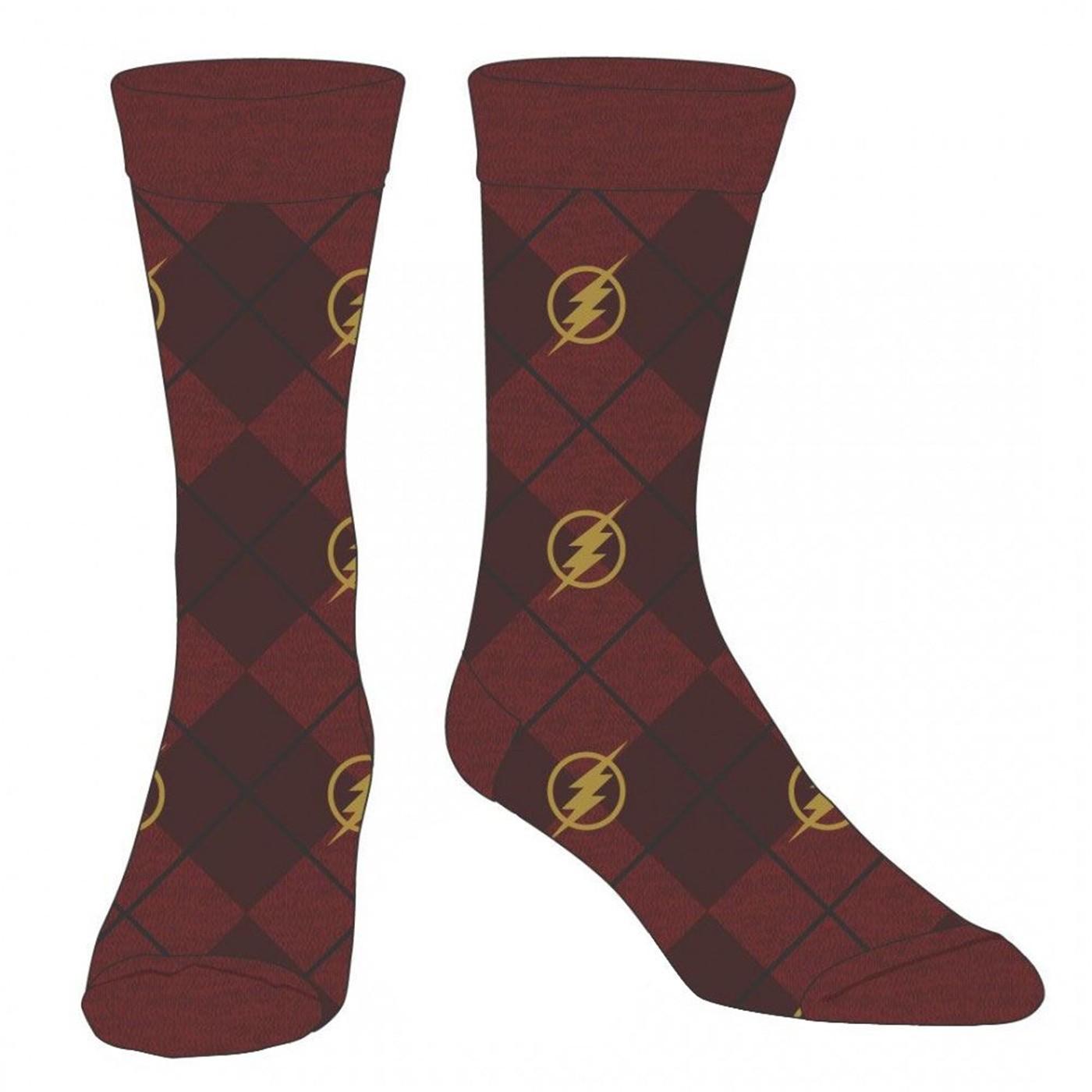 Flash Men's Dress socks