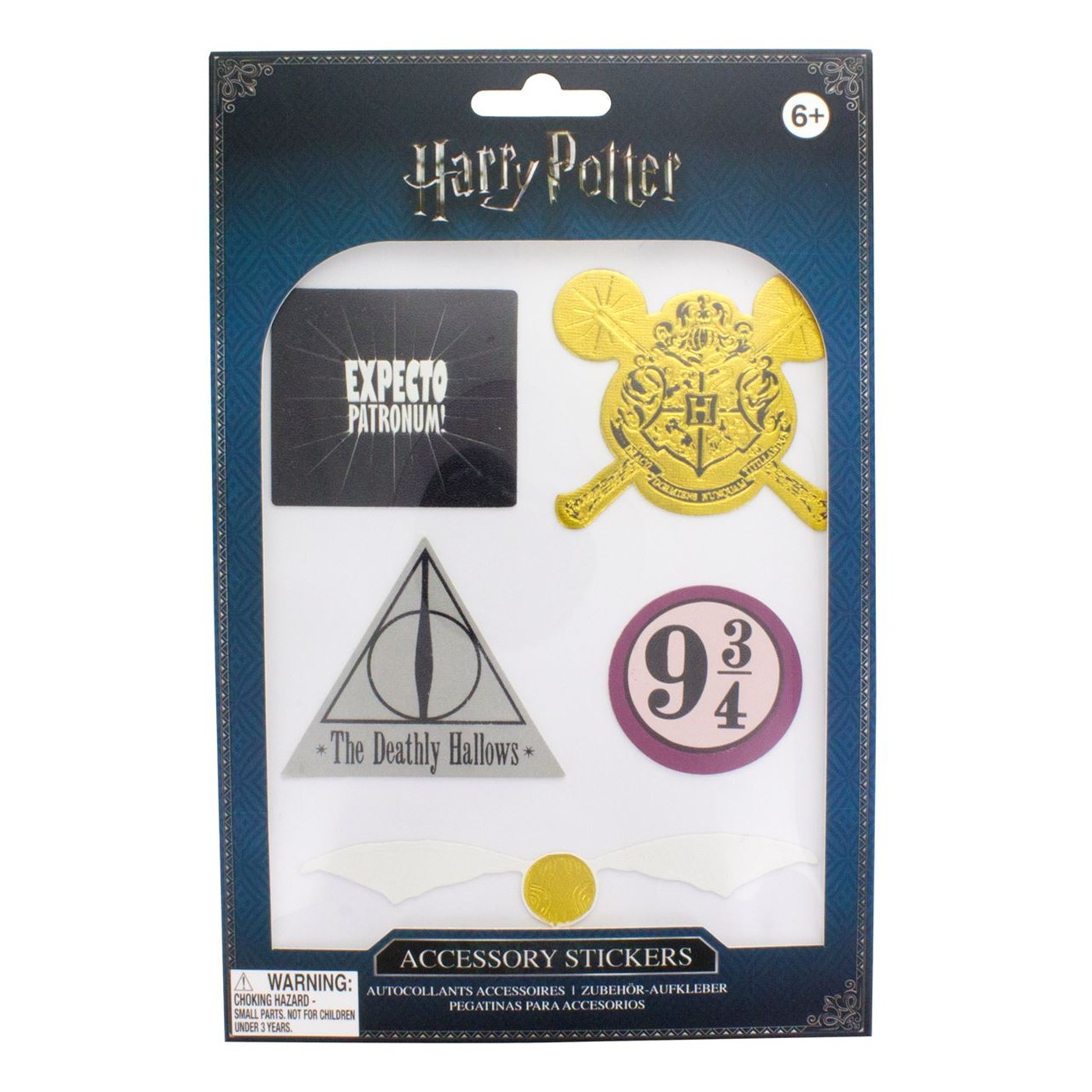 Harry Potter Accessory Stickers