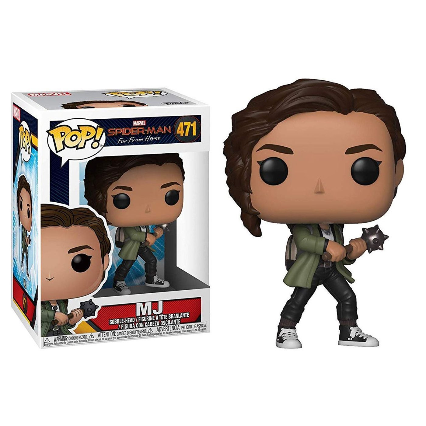 Pop! Spider-Man: Far From Home - MJ