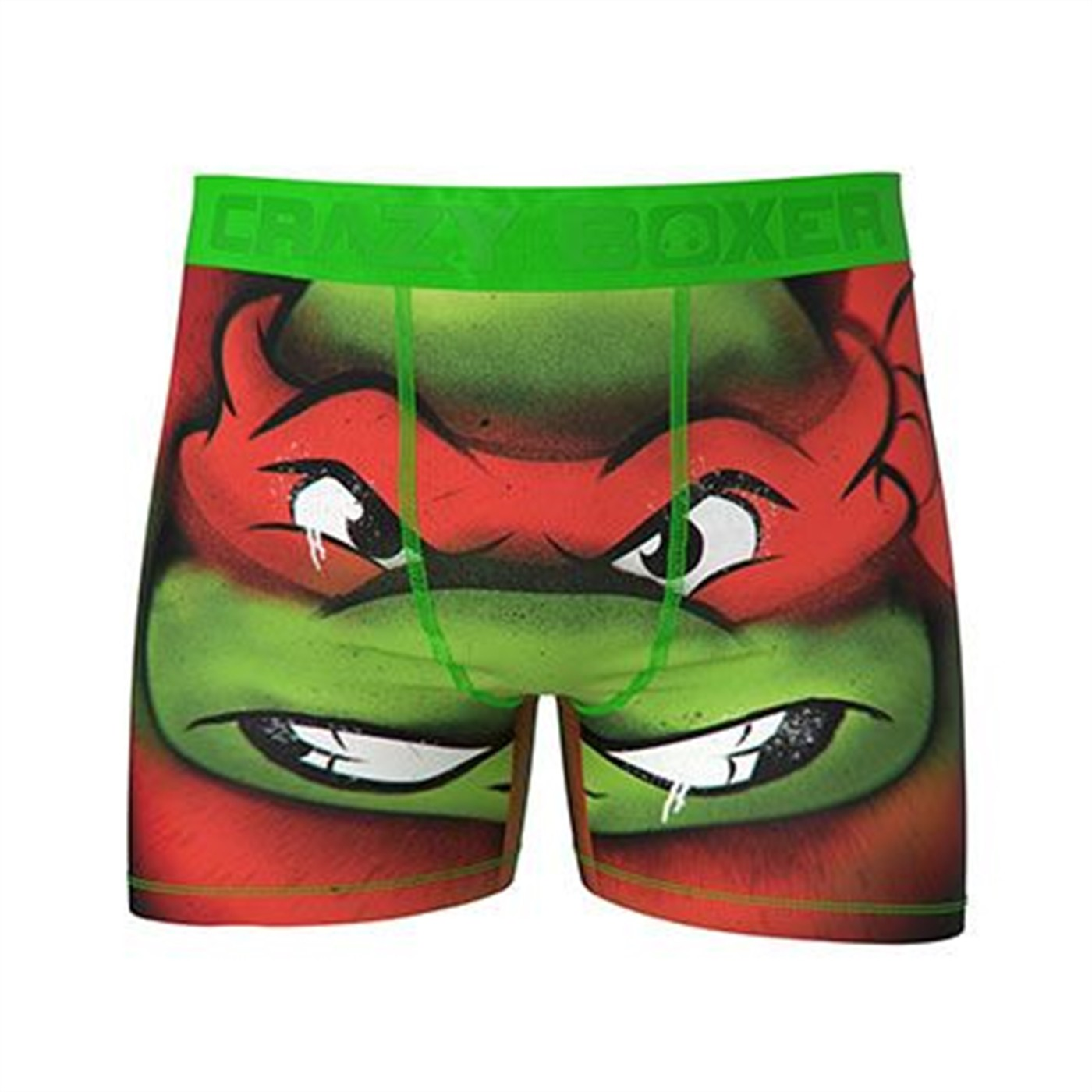 Teenage Mutant Ninja Turtles' Raphael Men's Underwear Boxer Briefs