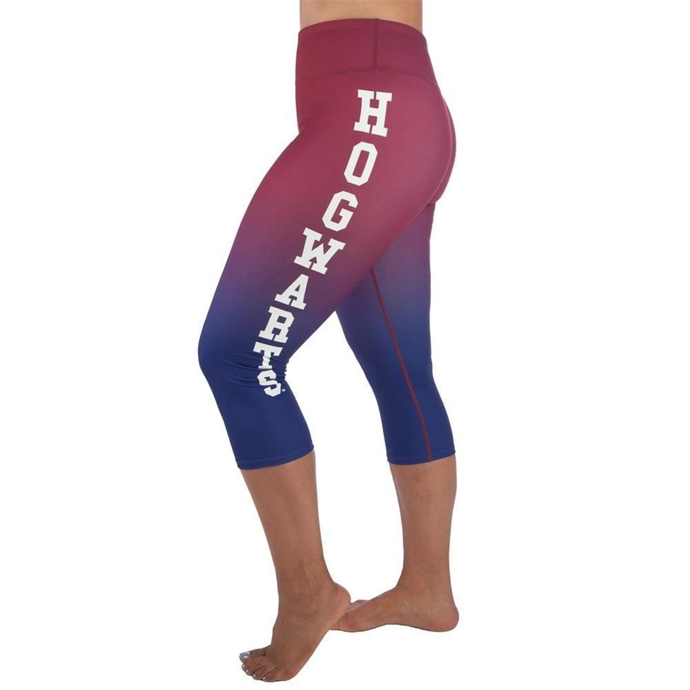 Harry Potter Women's Athletic Crop Pants