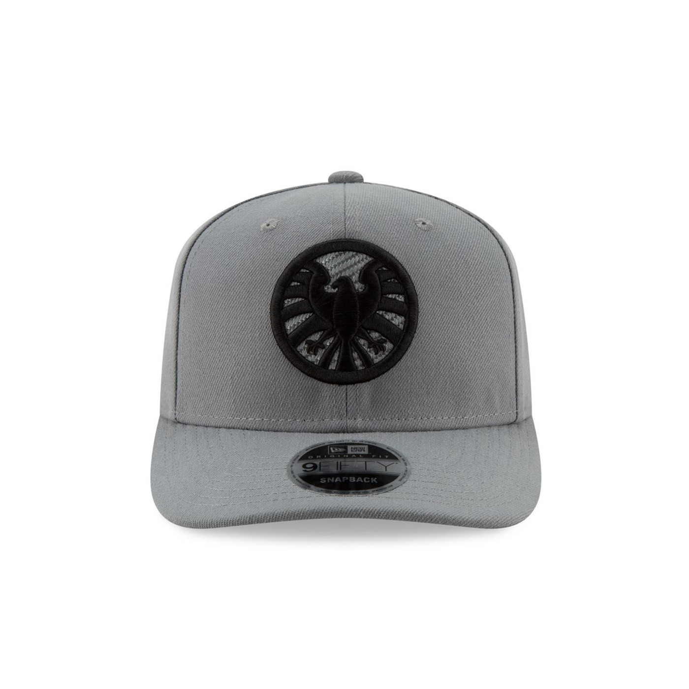 SHIELD Captain Marvel Movie New Era 9Fifty Adjustable Hat