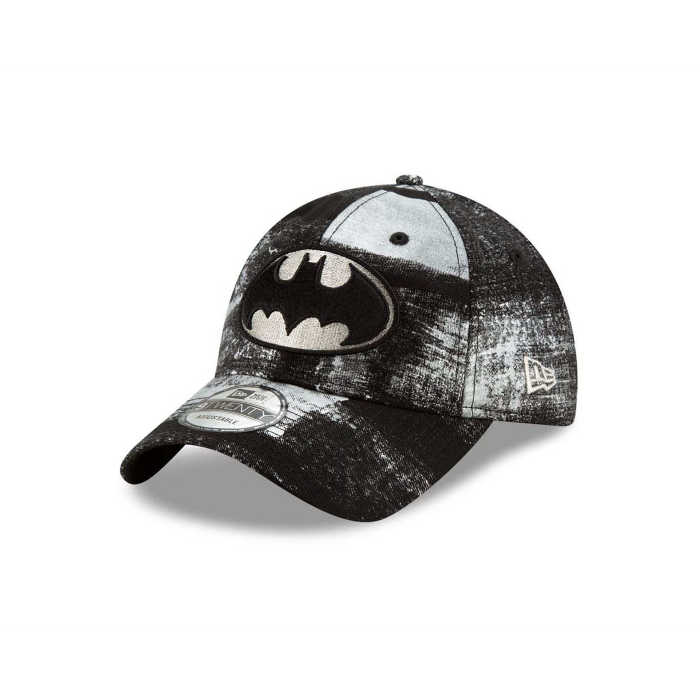 Batman Shades of Black New Era 9Twenty Adjustable Hat