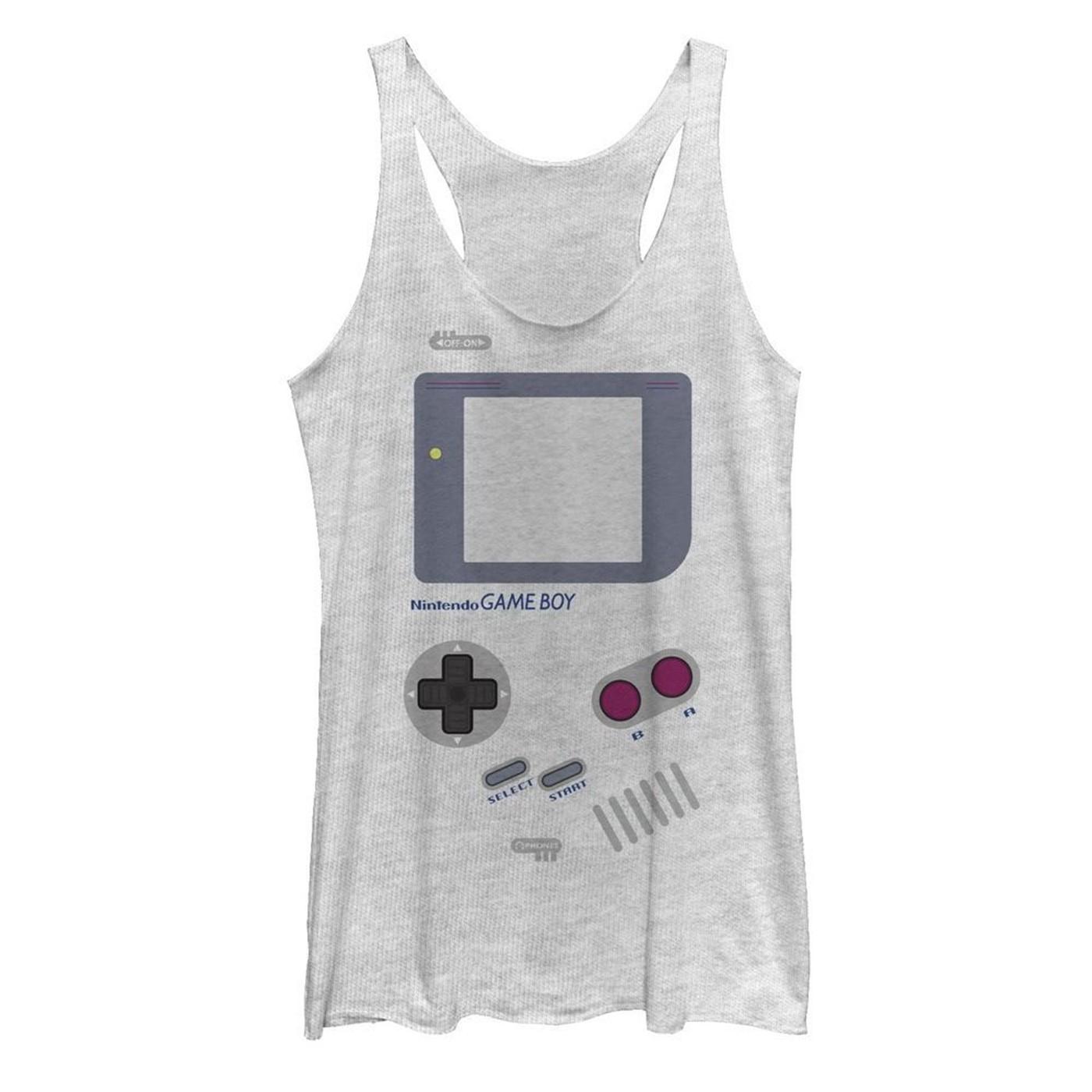 Nintendo Gameboy Women's Tank Top