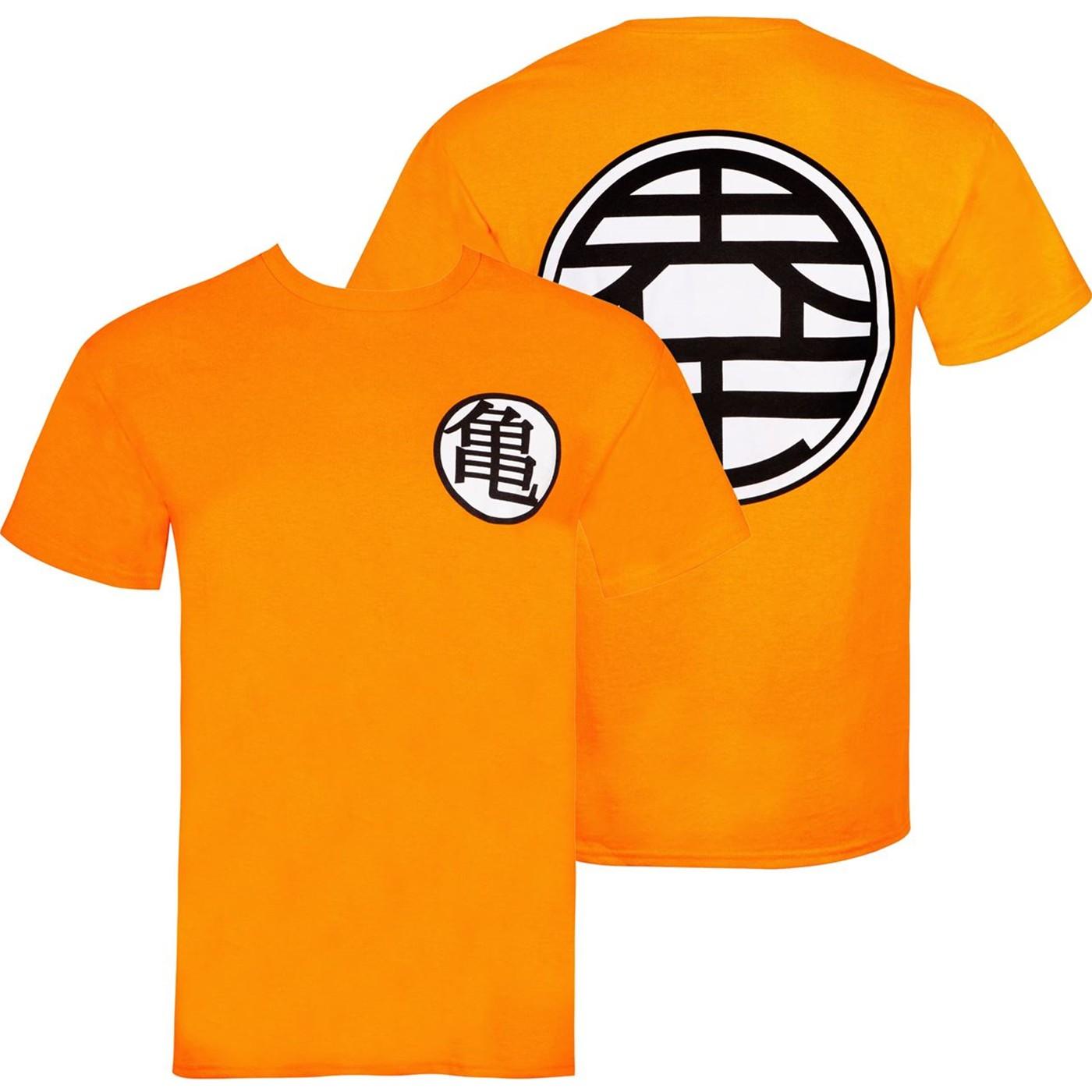 Dragon Ball Z Kame Symbol Men's T-Shirt