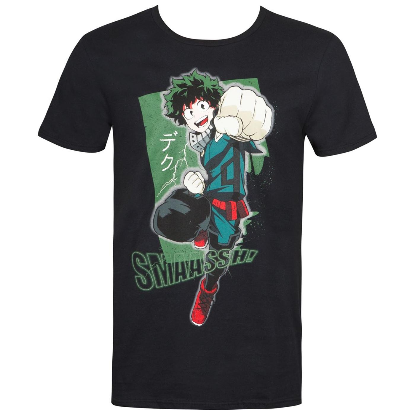 My Hero Academia Deku Men's T-Shirt