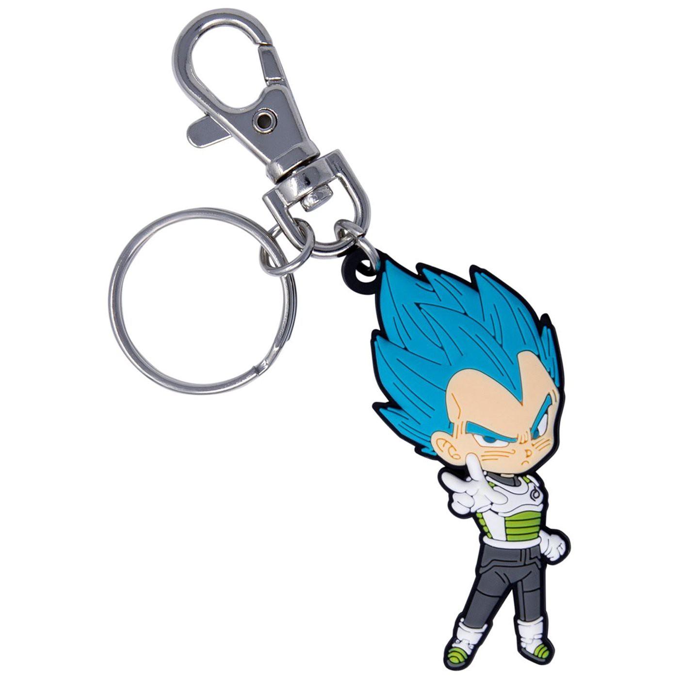 Dragon Ball Super Vegeta Keychain