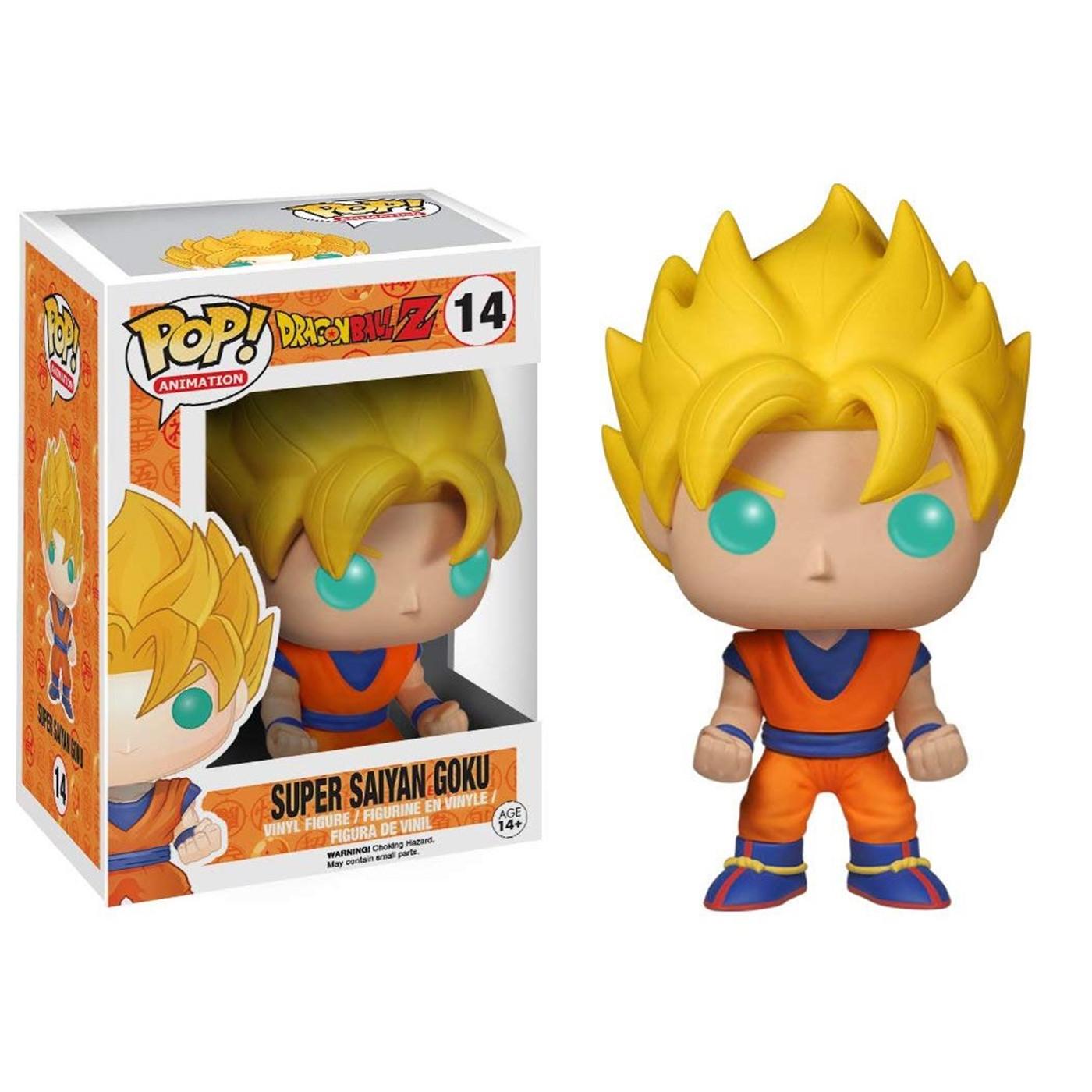 POP! Animation: Dragonball Z- Super Saiyan Goku
