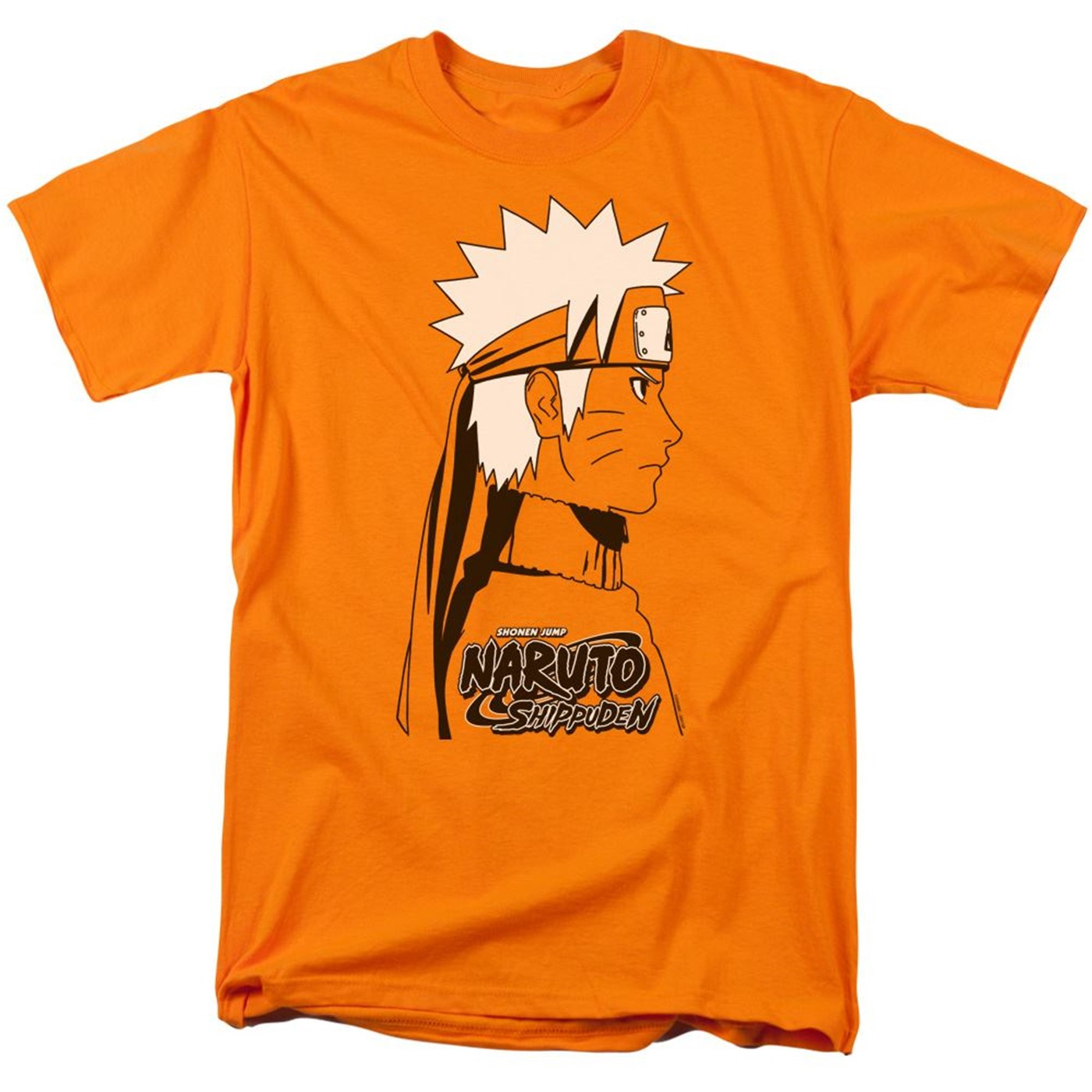 Naruto Shippuden Orange Men's T-Shirt