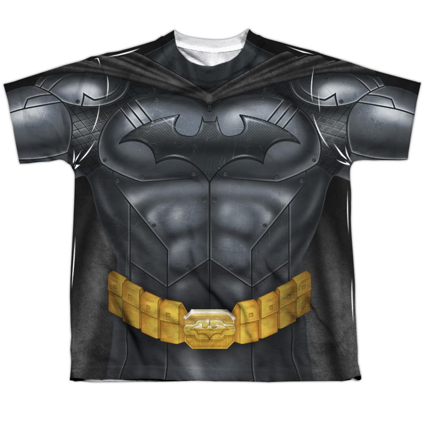 Batman Sublimated Costume Athletic Kid's T-Shirt