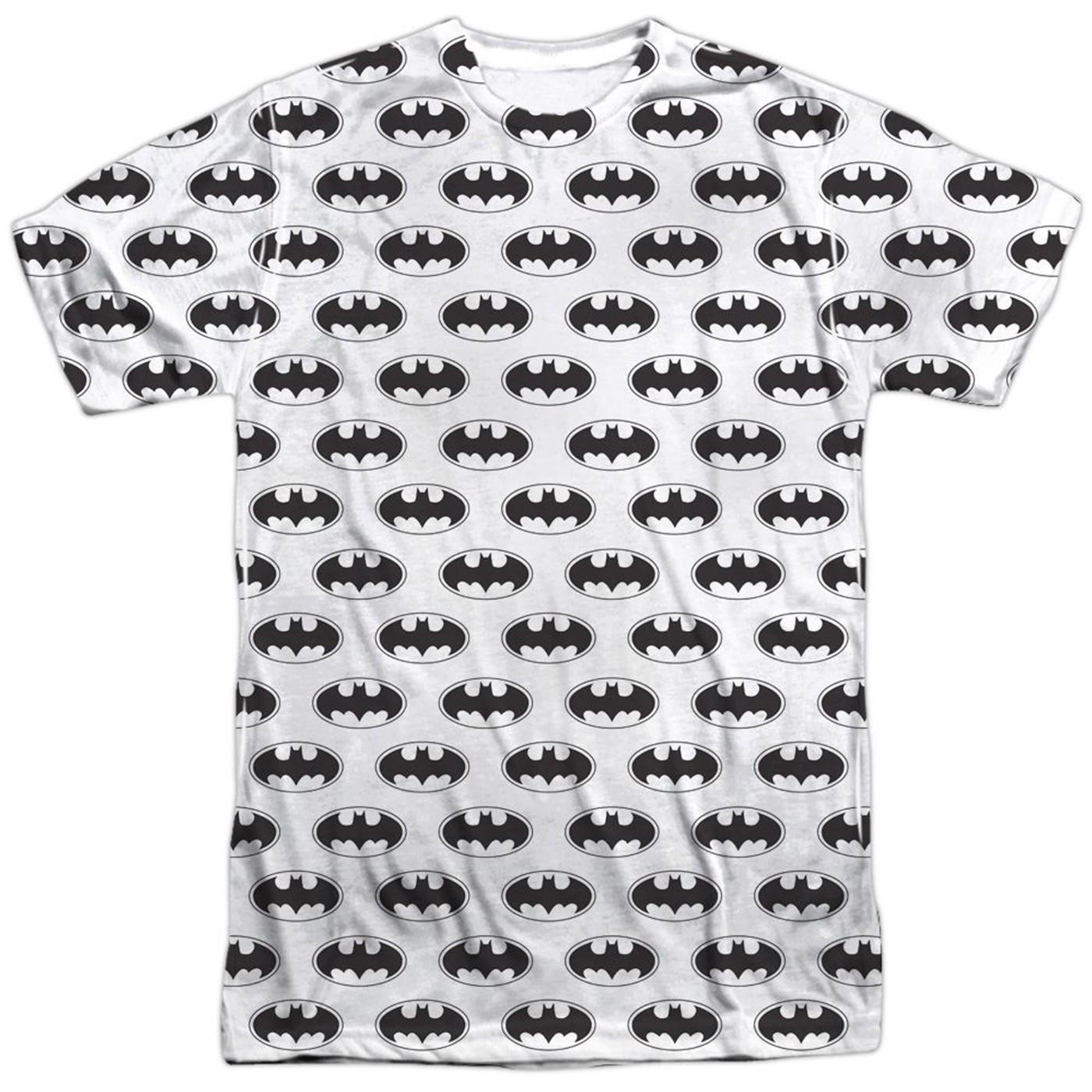 Batman All Over Print Sublimated Men's T-Shirt