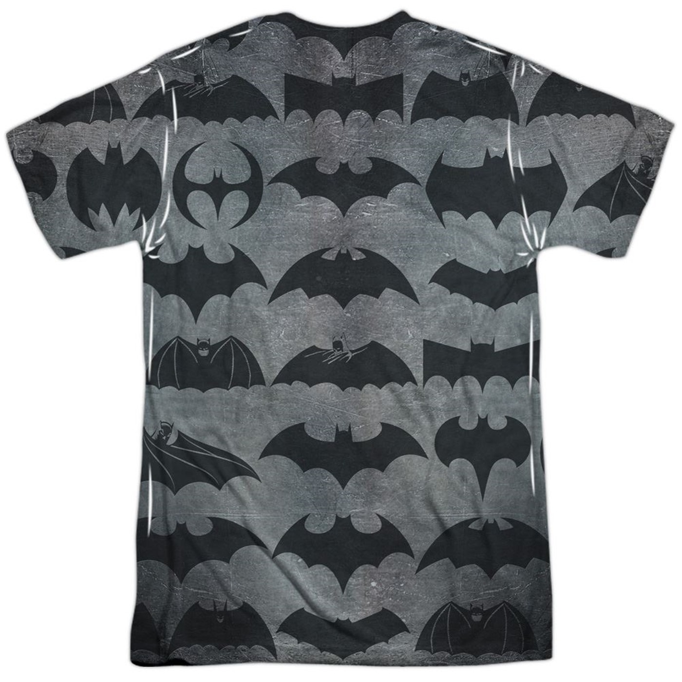 Batman 75 Years of Symbols Sublimated Men's T-Shirt