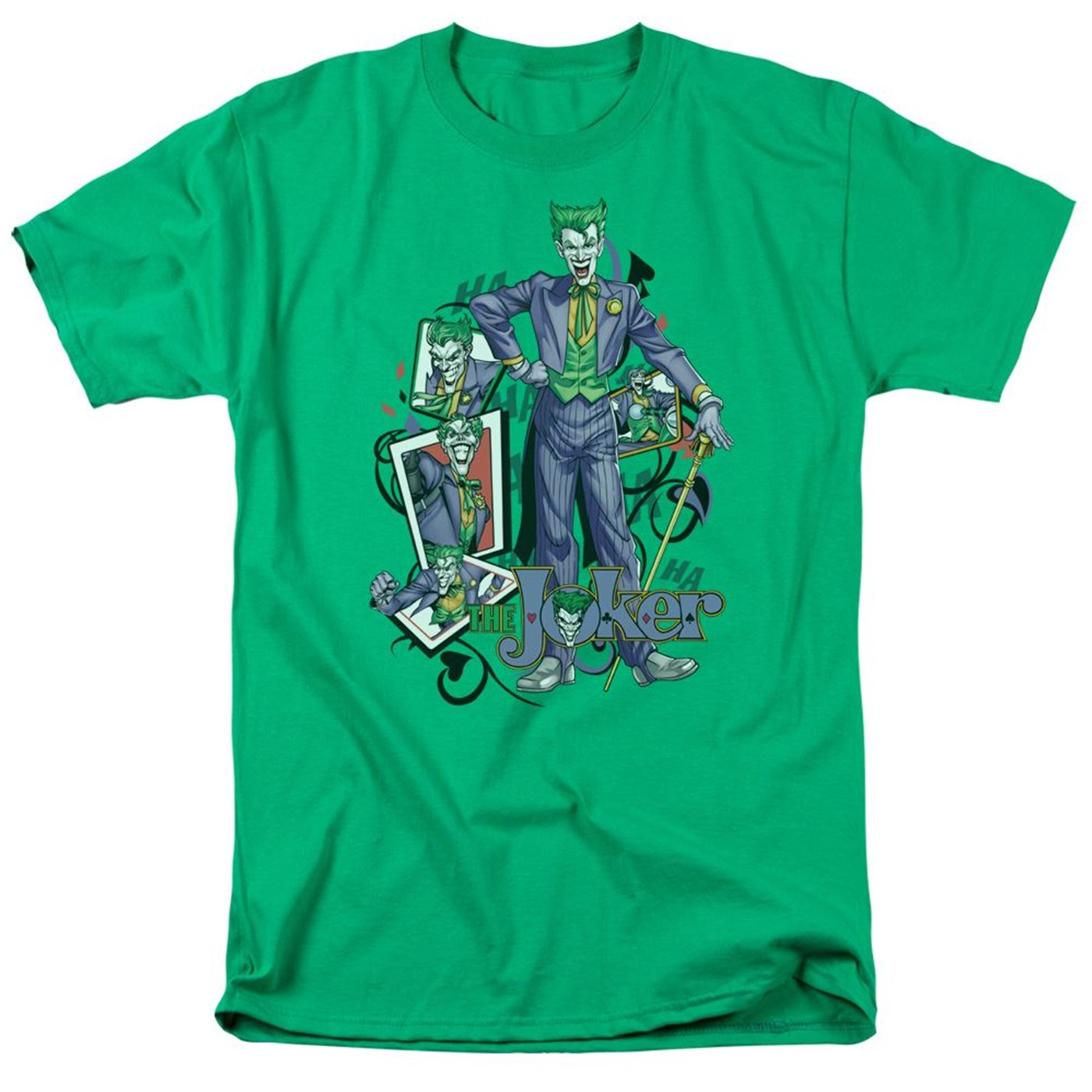 Joker Wild Cards Men's T-Shirt