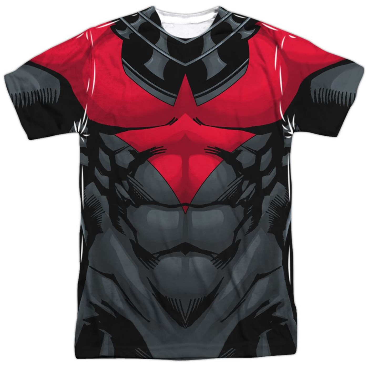 DROP- Nightwing 52 Costume Sublimated Men's T-Shirt