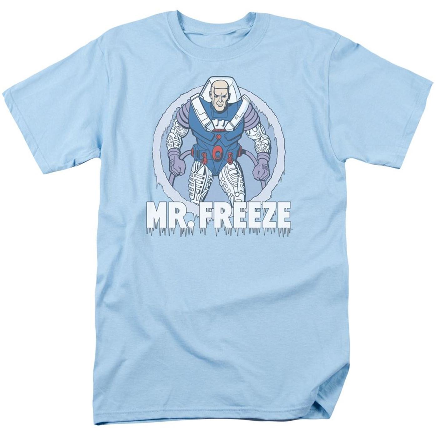 Mr. Freeze Men's T-Shirt