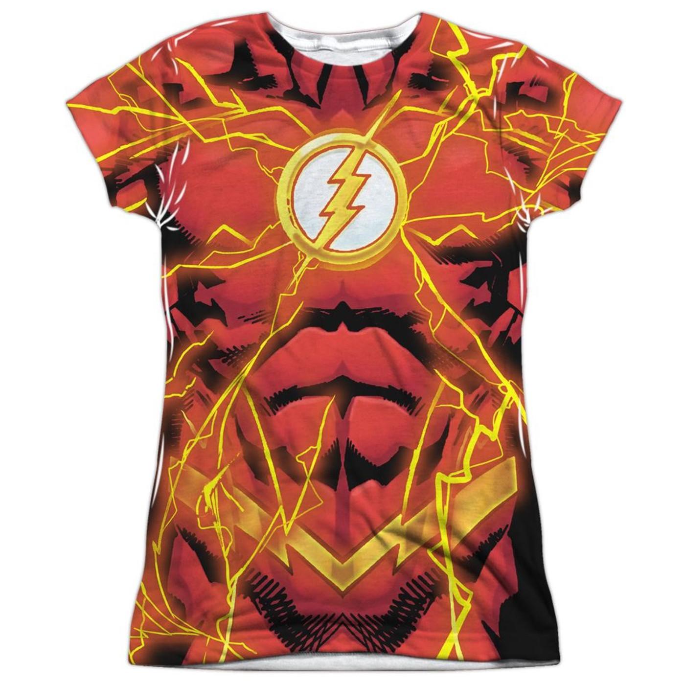 Flash Sublimated Costume Women's T-Shirt