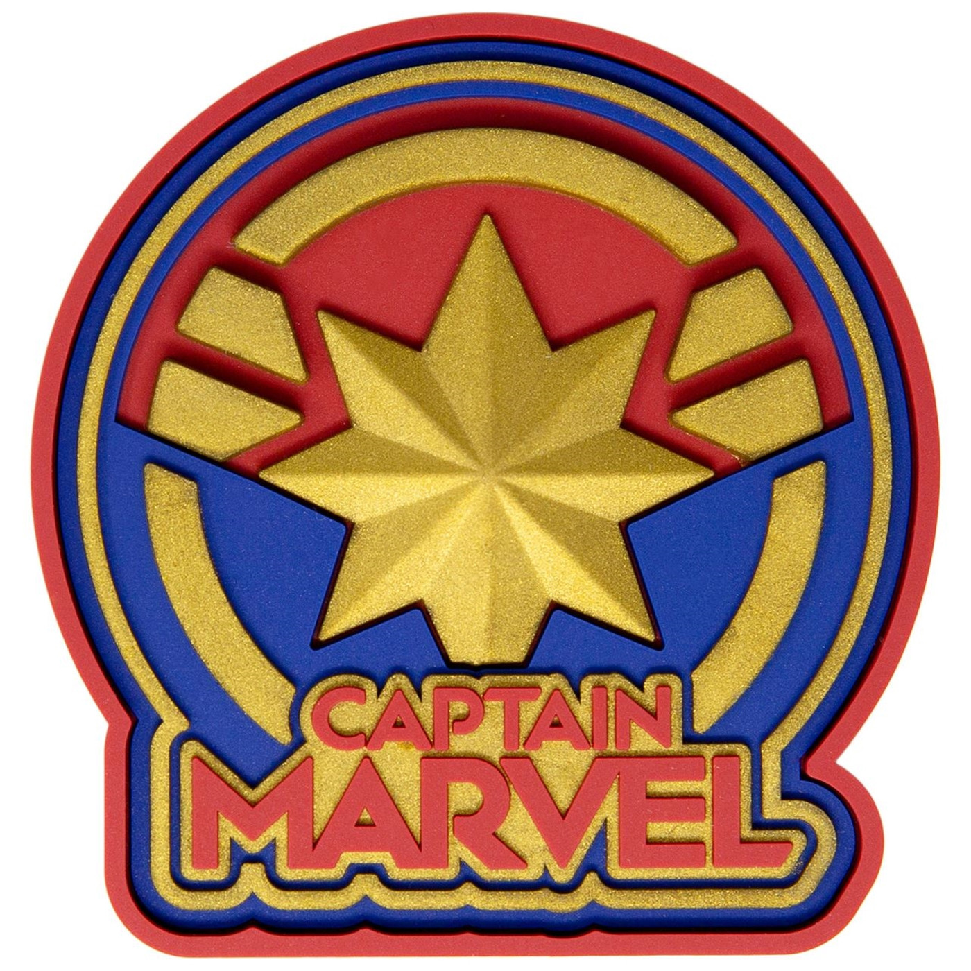 Captain Marvel Movie Magnet