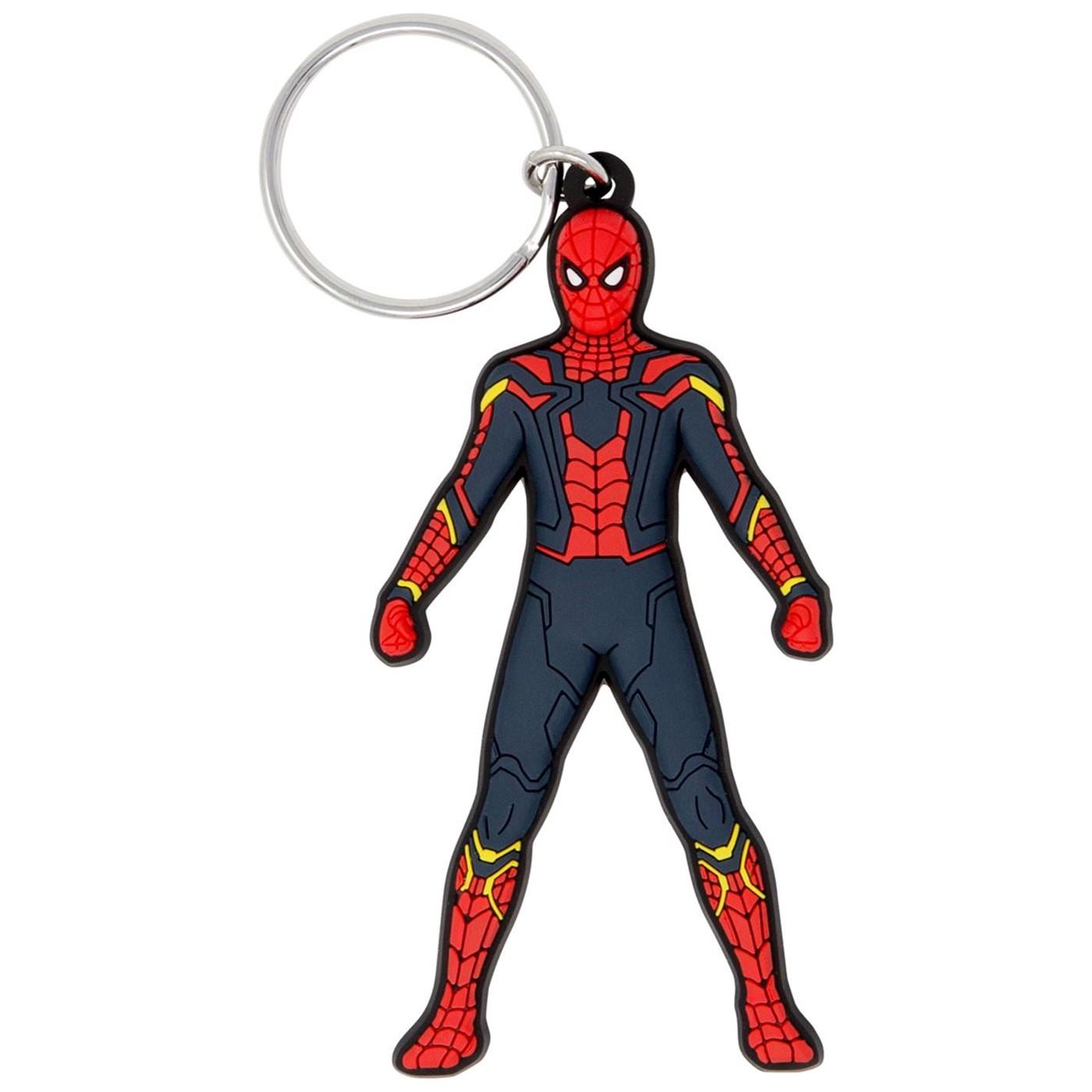 Iron Spider Soft Touch Keychain