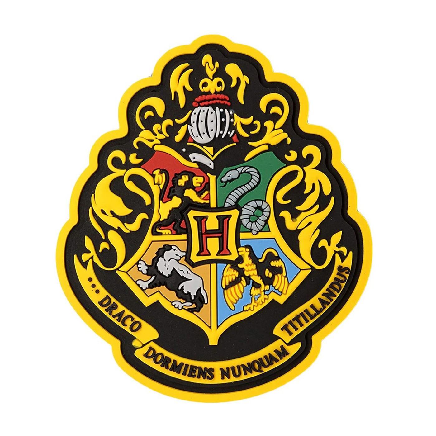 Harry Potter Hogwarts Soft Touch Magnet