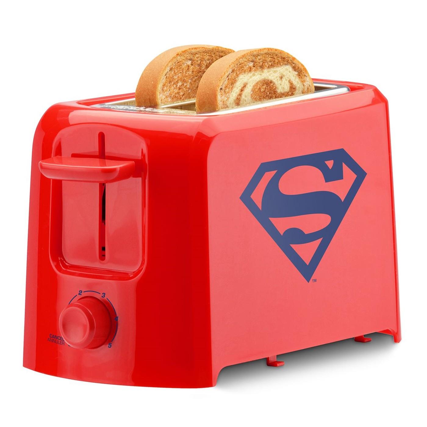 Superman 2-Slice Toaster