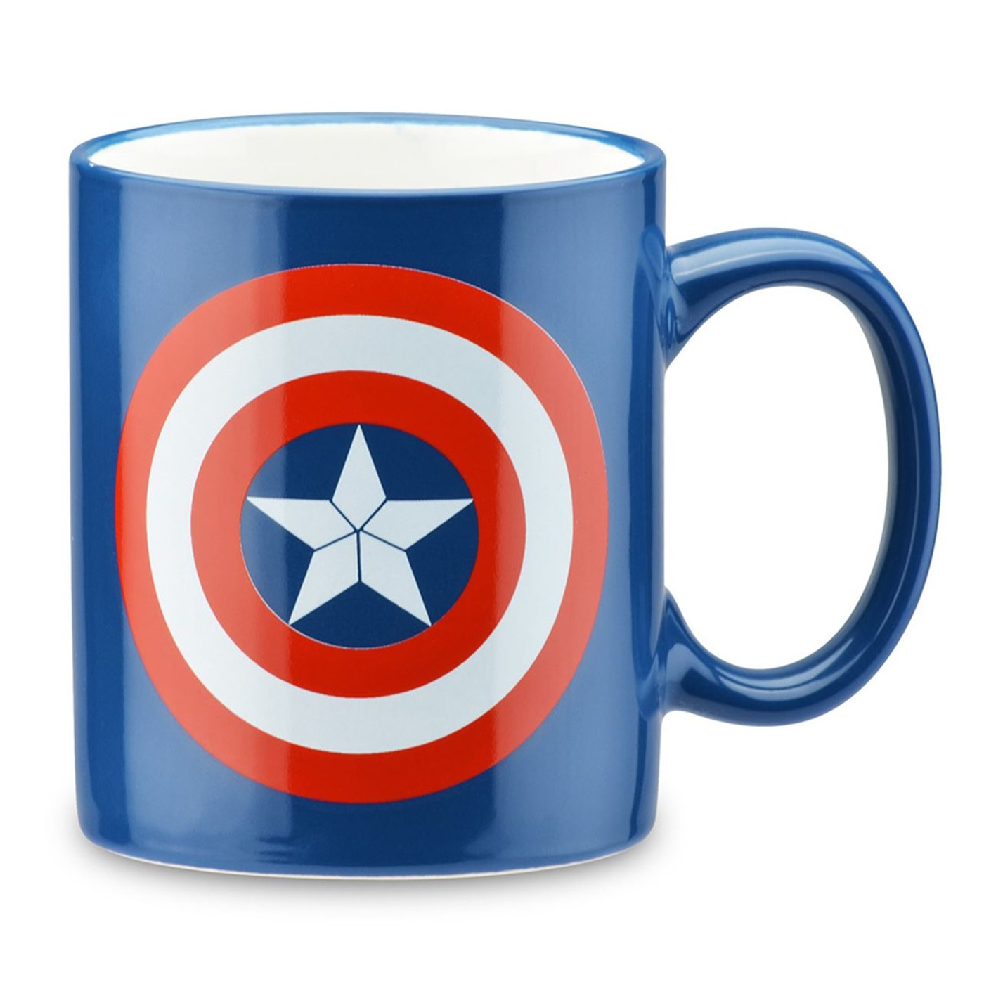 Captain America 1-Cup Coffee Maker with Mug
