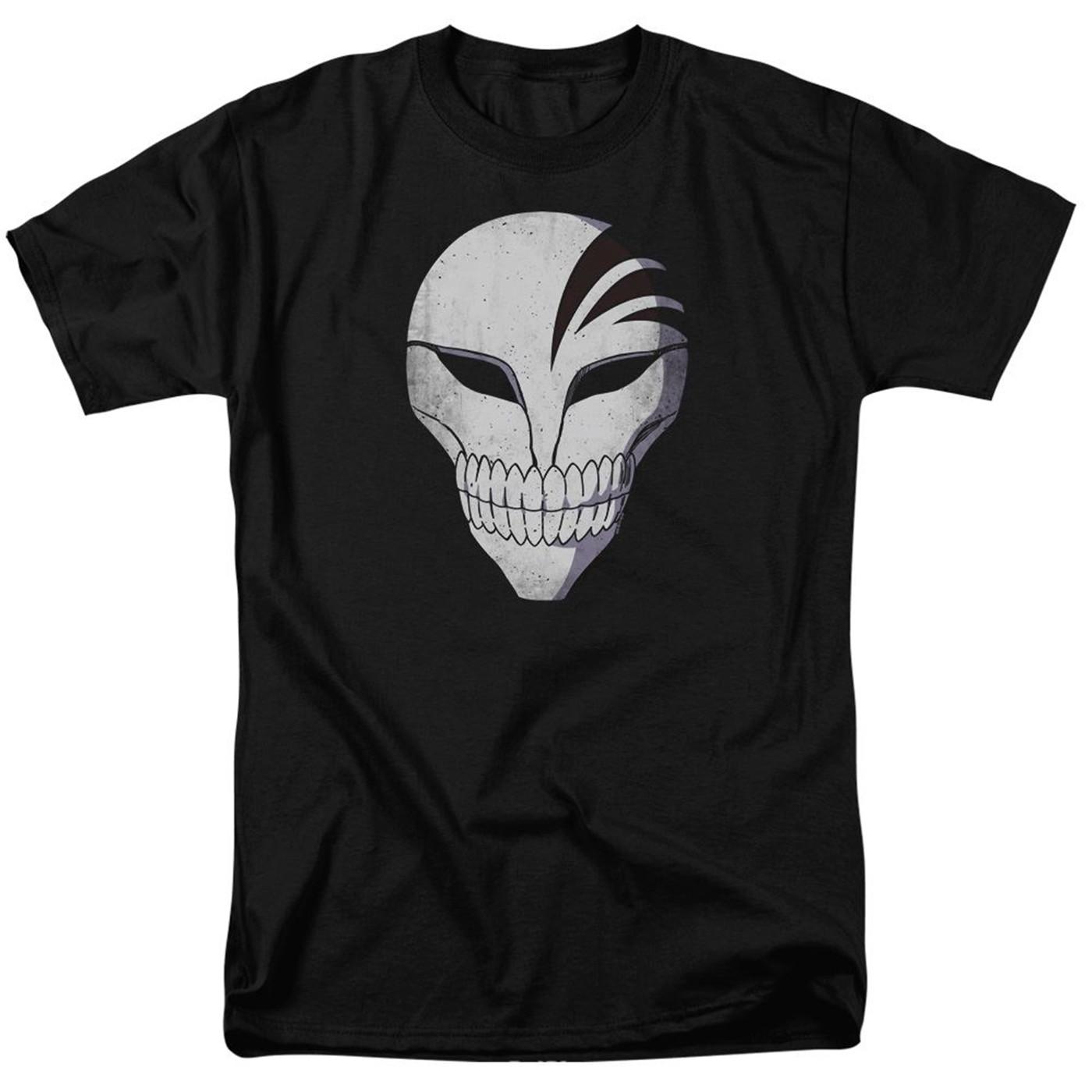 DROP Bleach Mask Black Men's T-Shirt