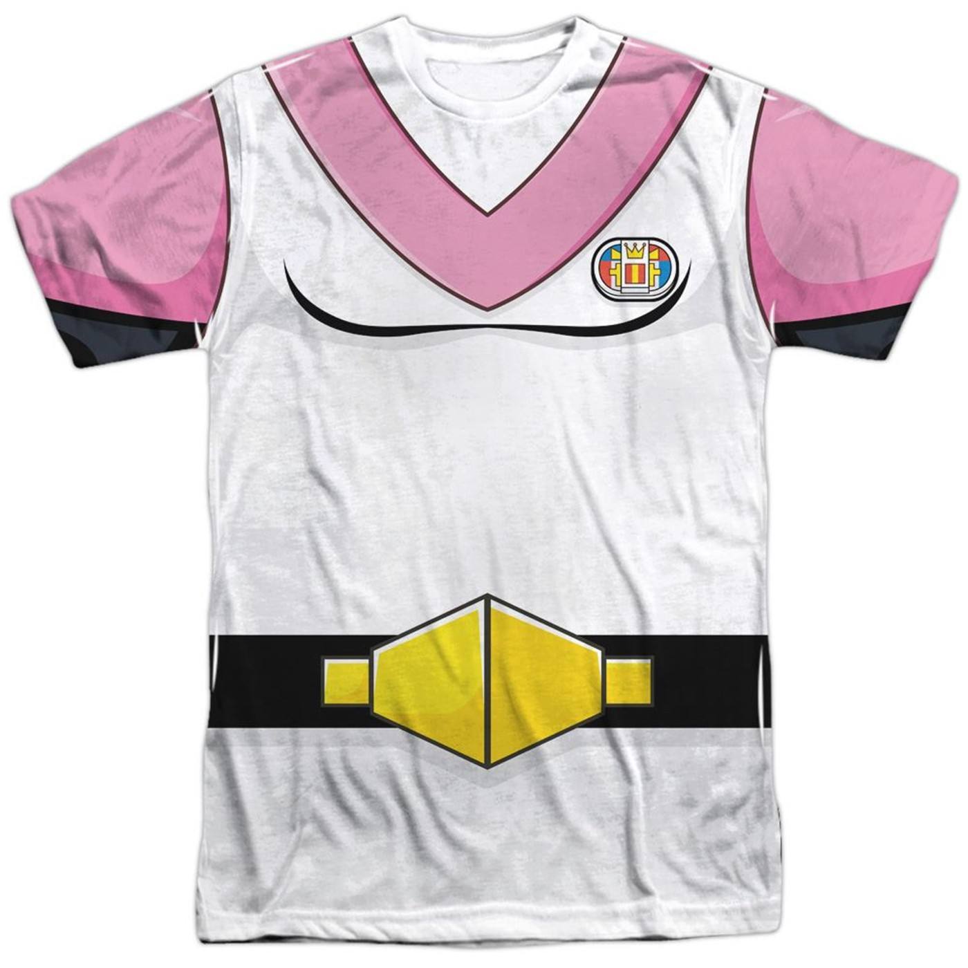 Voltron Allura Costume Sublimated Front and Back T-Shirt