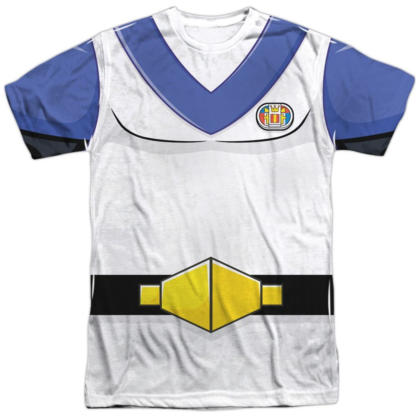 Voltron Lance Costume Sublimated Front and Back T-Shirt
