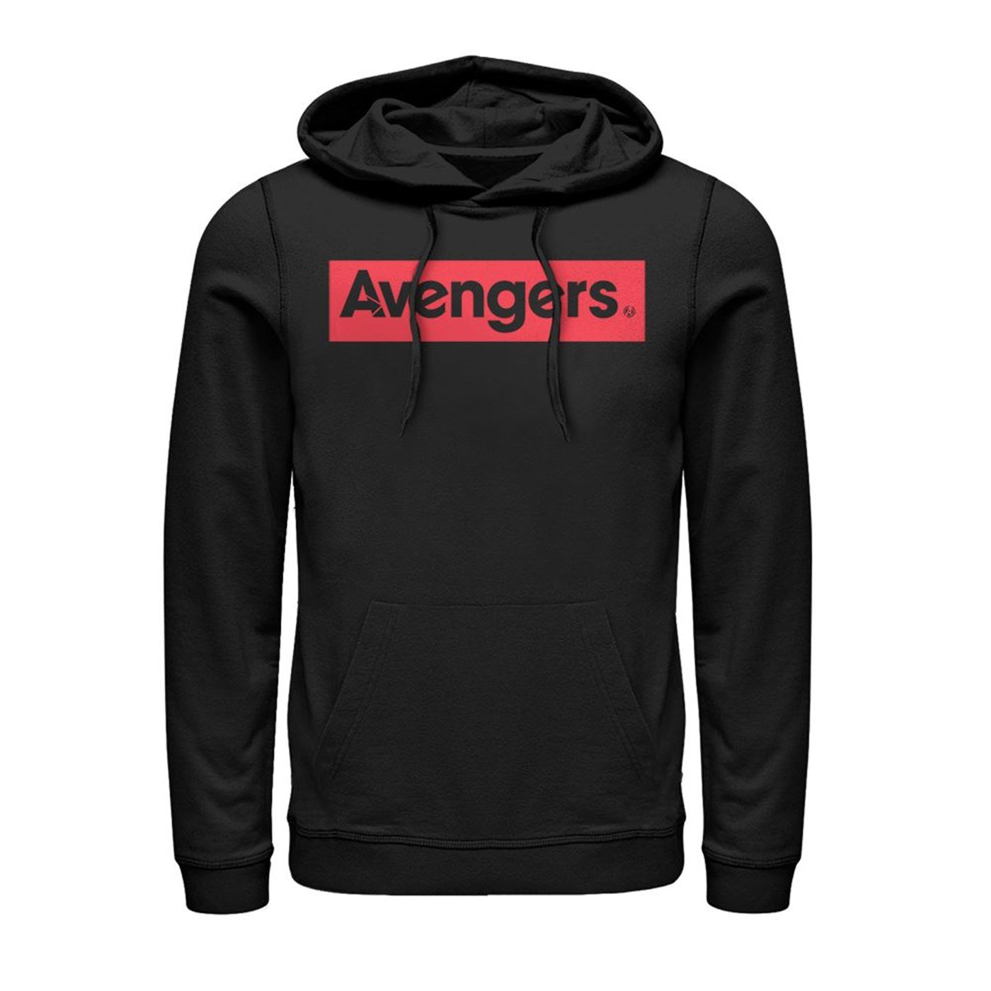 Avengers Endgame Text Hoodie