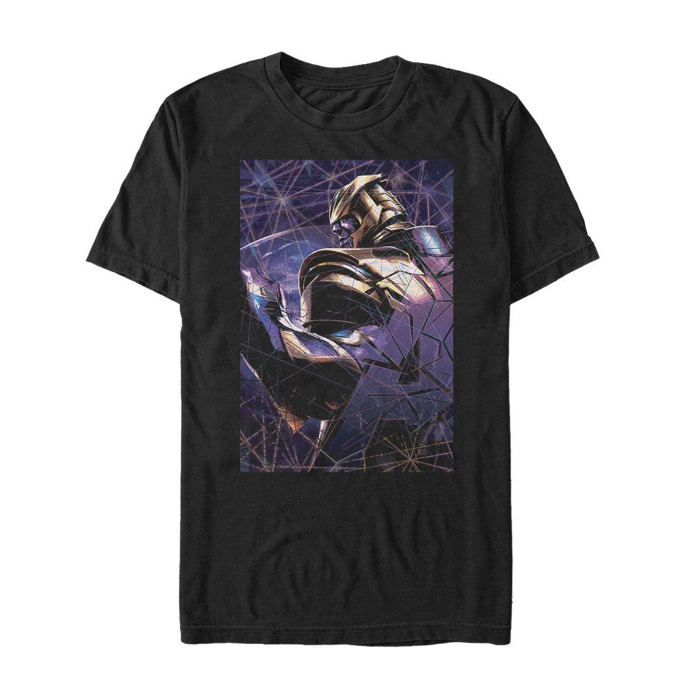 Avengers Endgame Thanos Breaks Men's T-Shirt