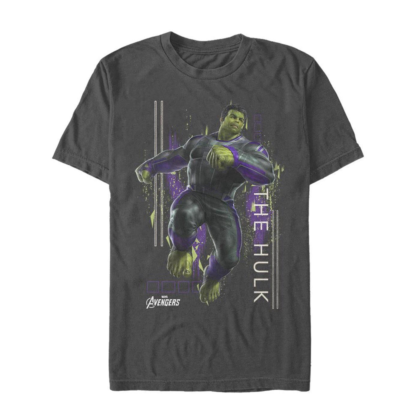 Avenger Endgame Hulk in Motion Men's T-Shirt