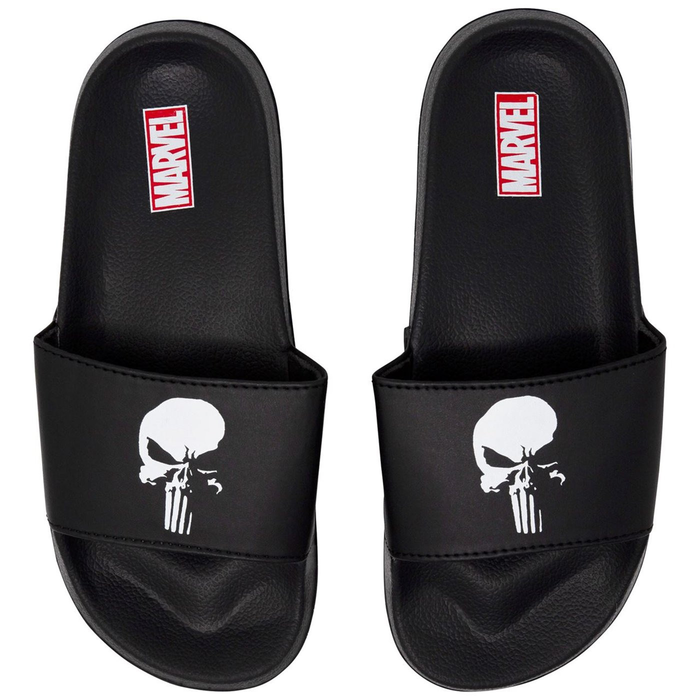 Punisher Skull Slippers