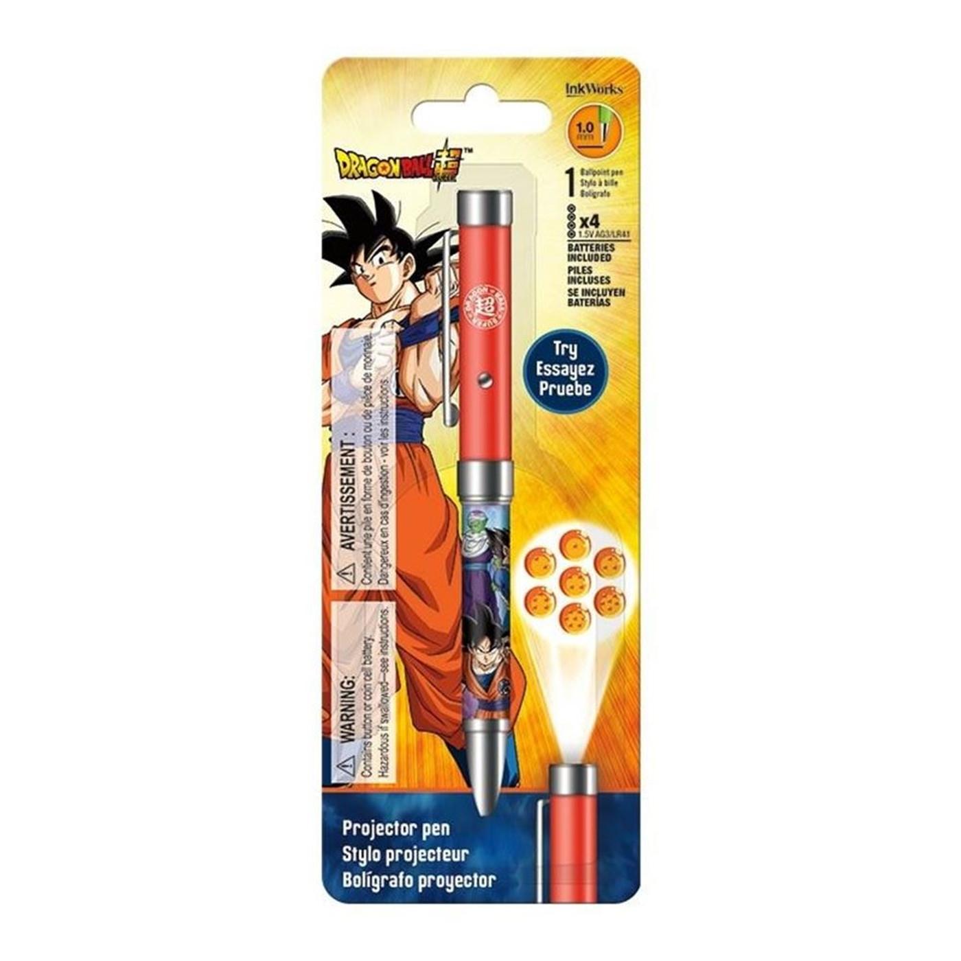 Dragon Ball Super Projector Pen