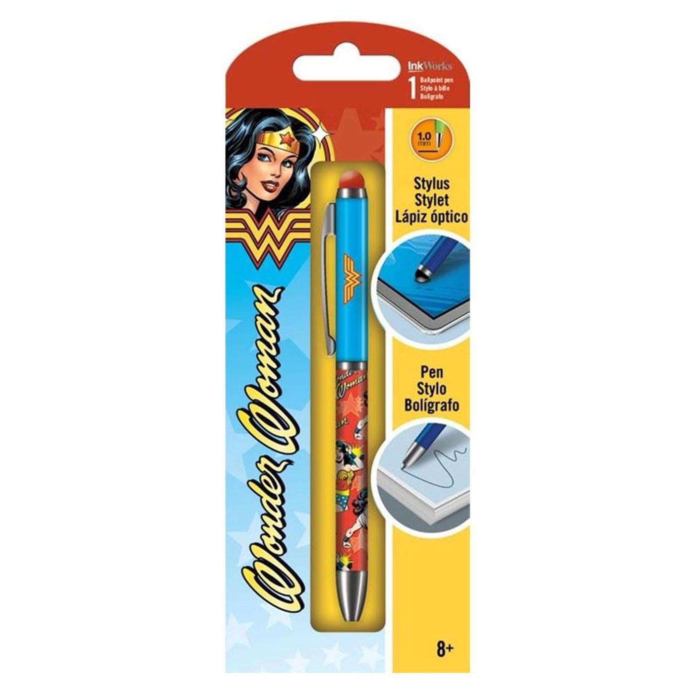 Wonder Woman Stylus Pen