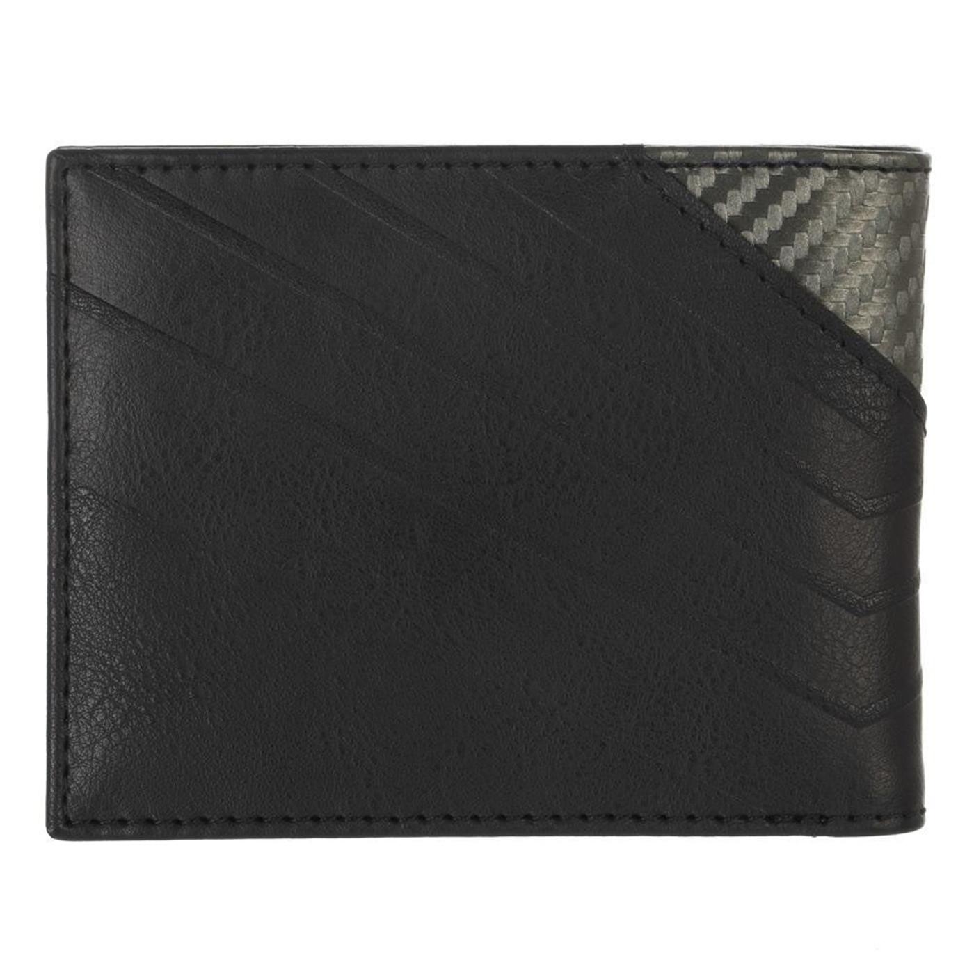 Batman Metal Badge Bifold Wallet