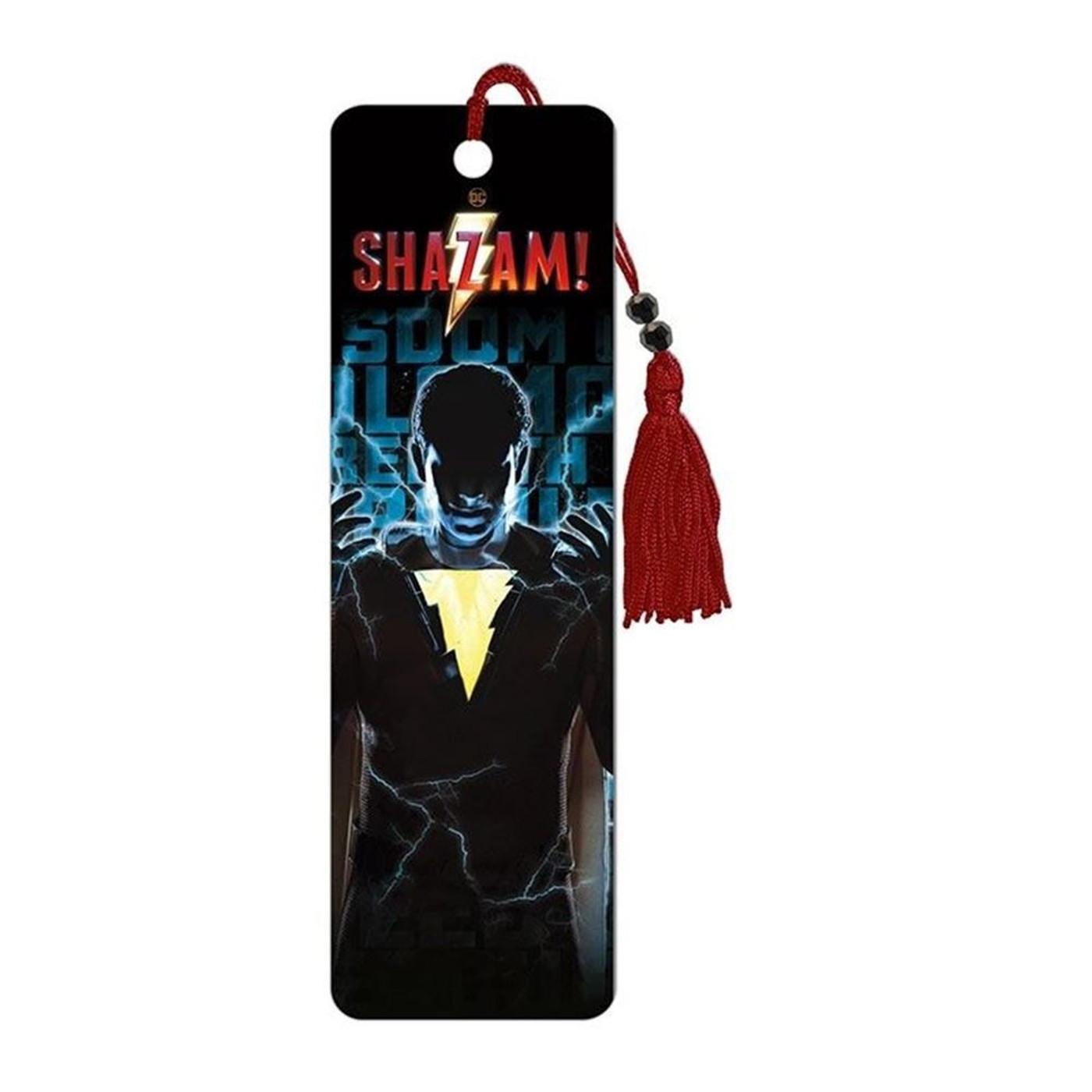 Shazam! Premier Bookmark