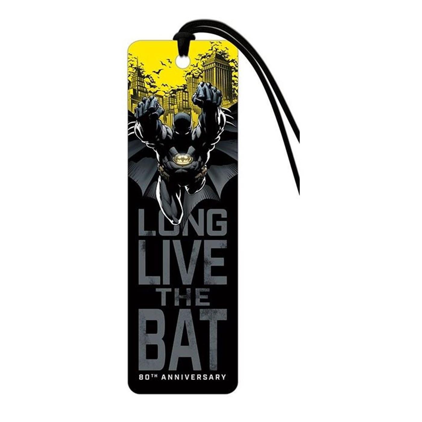 Batman Premier Bookmark