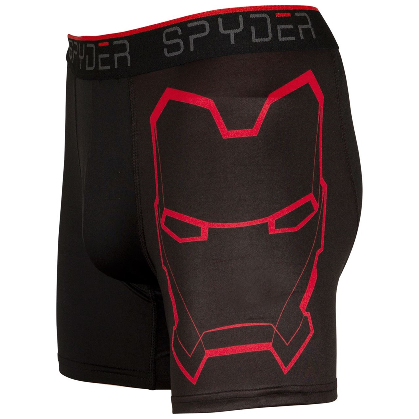 Iron Man Spyder Performance Sports Boxer Briefs 3-Pair Pack