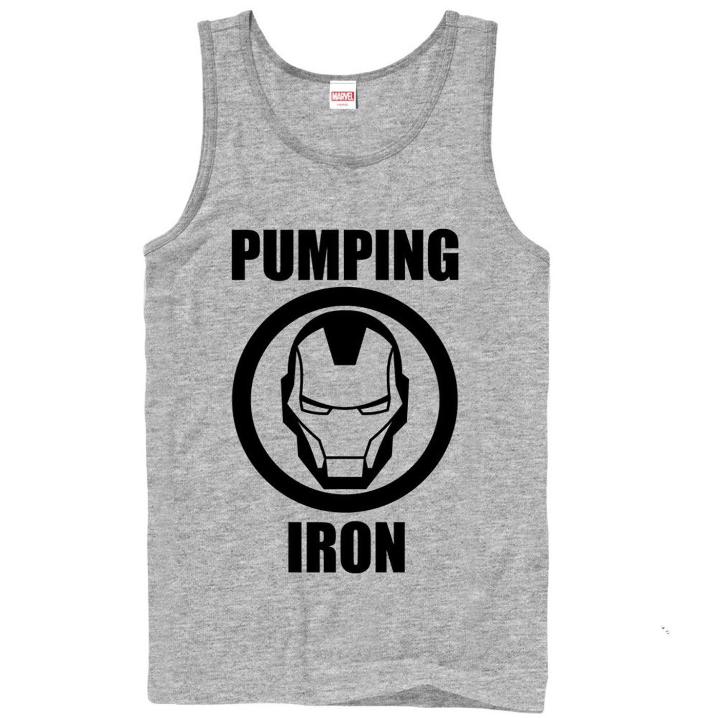 Pumping Iron Tank Top