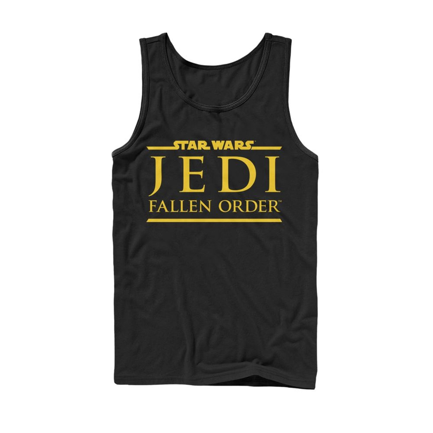 Star Wars Jedi Fallen Order Men's Tank Top