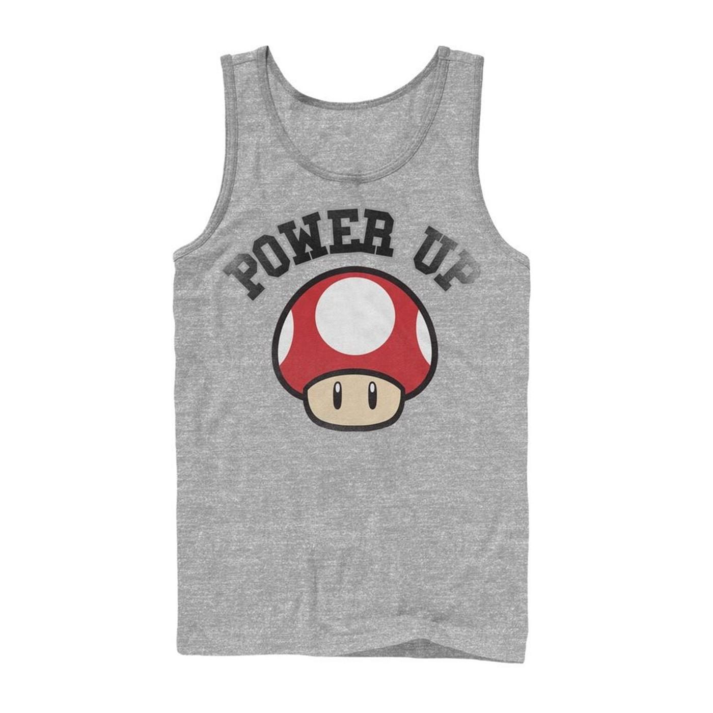 Nintendo Classic Power Up Mushroom Tank Top