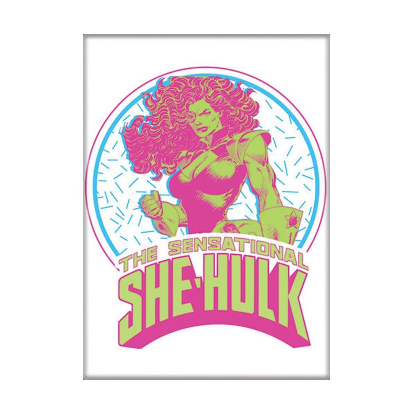 Sensational She-Hulk Magnet