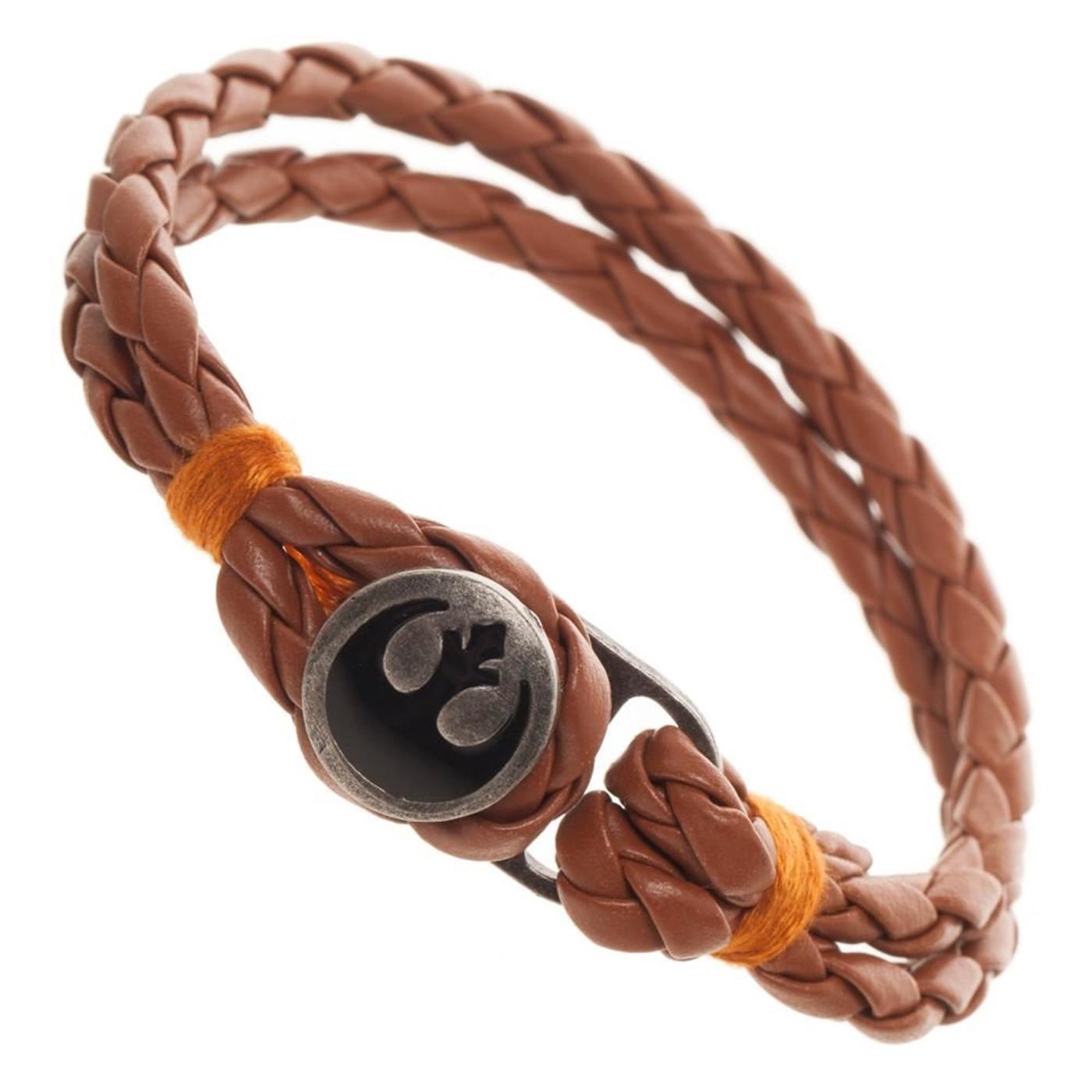 Rebel Symbol Bracelet