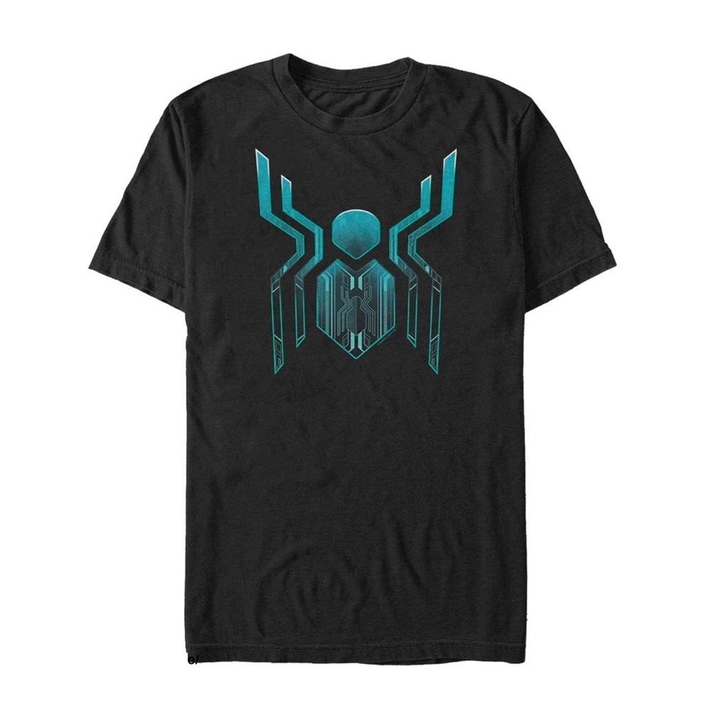 Spider-Man: Far From Home Modern Logo Men's T-Shirt