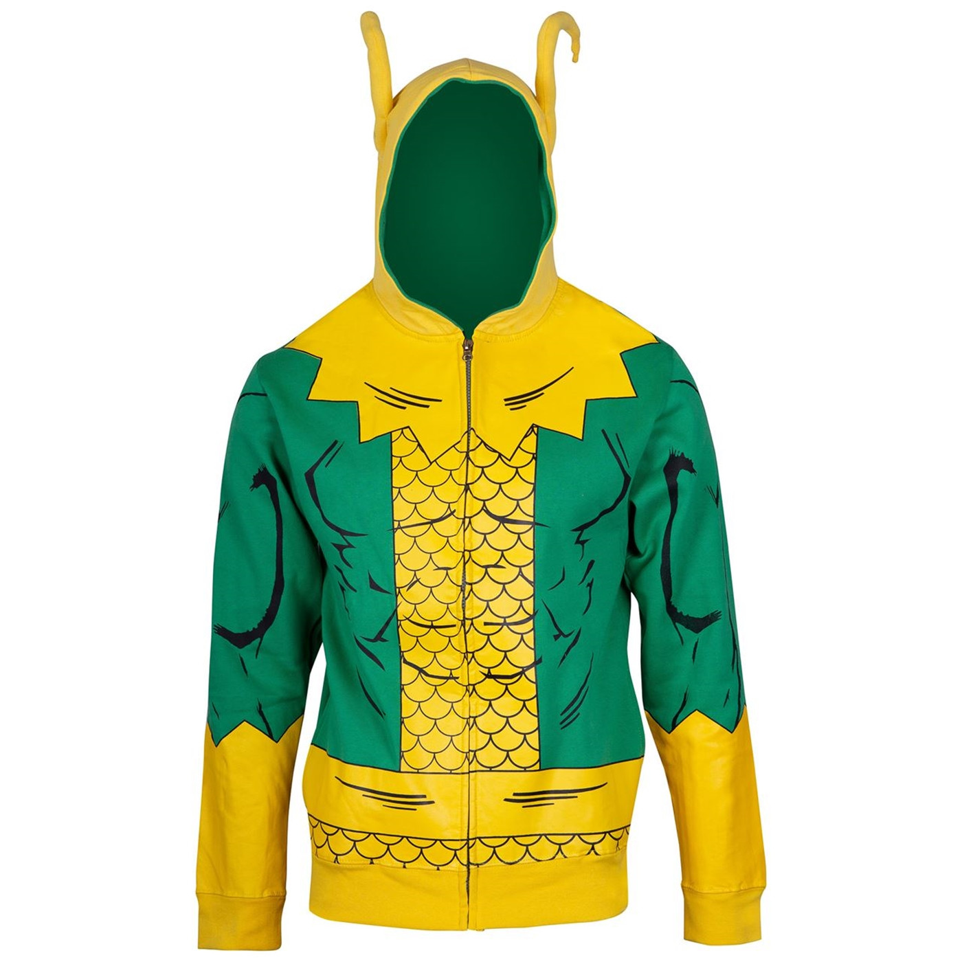 Loki Costume Hoodie