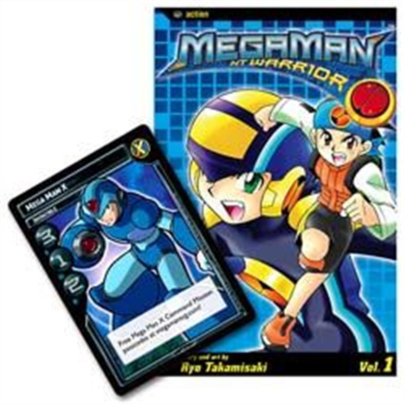 MEGAMAN NT WARRIOR, Vol. 1 (Limited)