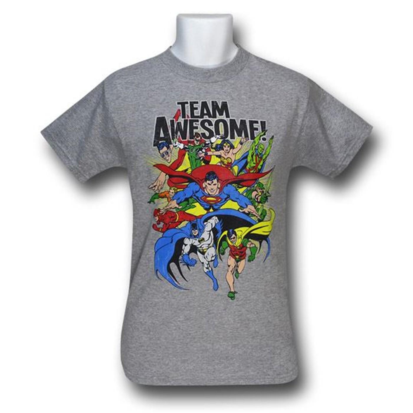 JLA Awesome Team Youth T-Shirt