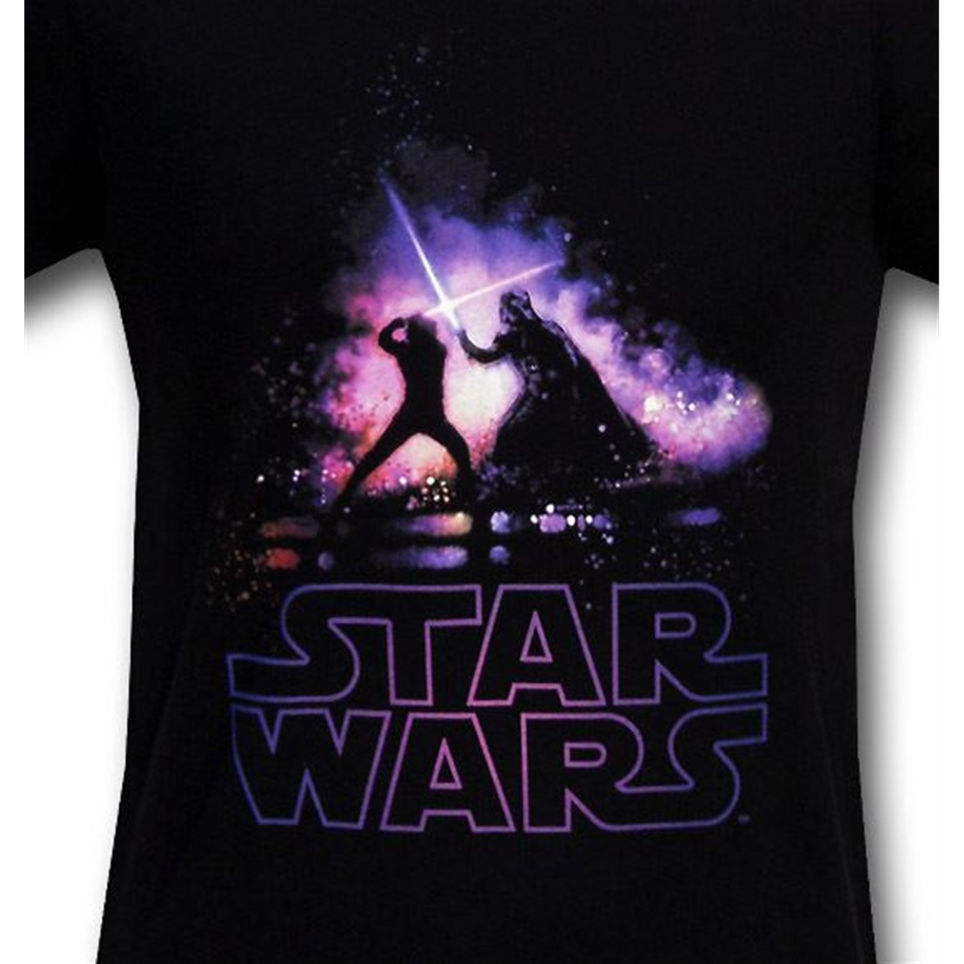 Star Wars Family Feud 30 Single T-Shirt